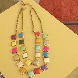 ♠️♠️Colorful Kate Spade necklace ♠️♠️